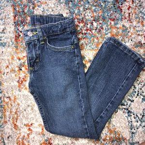 Wrangler boy's jeans size 8